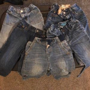Other - Bundle of toddler jeans